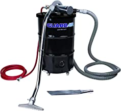 Guardair Pneumatic Vacuum N551BC 55 Gallon Drum Complete Kit with B Venturi Head, 2-Inch Hose and Tools