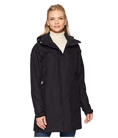 Helly Hansen Aden Insulated Coat (Black) Women