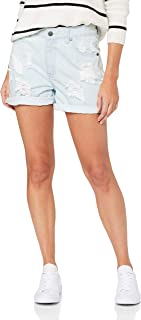 Mossimo Women's Darla Denim Short, Blue