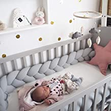cot bumper for children/'s bed Bed snake choice of sizes and colours