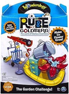 Wonderology Rube Goldberg The Garden Challenge