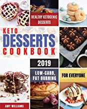 Best keto desserts cookbook Reviews
