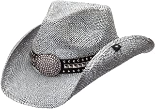 db4f77adfe92b Amazon.com  Silvers - Cowboy Hats   Hats   Caps  Clothing