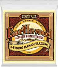 clawhammer banjo strings