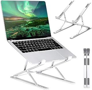 ICETEK Support Ordinateur Portable Support PC Laptop Stand Rehausseur Compatible avec MacBook, iPad, HP, Dell, Lenovo 10-1...