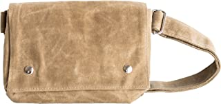 Fanny Pack, Belt Bag for Women | Stylish, Practical, Minimal | Fits Phone, Wallet (Sand Brown)