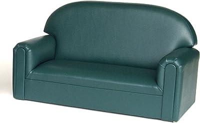Amazon.com: Costzon Kids Sofa, PU Leather Upholstered ...