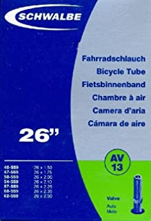 Ignite 2x Cycle Int/érieur Tubes Presta Long Valve 26  1.75-2.125 - pour Vtt V/élo // Vtt 60mm