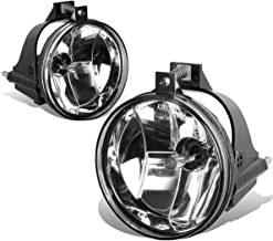For Dodge Neon Pair of Bumper Driving Fog Lights (Clear Lens)