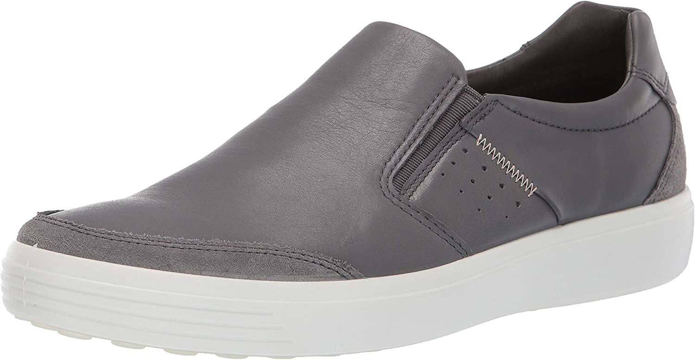 Ecco Men's Soft 7 Slip-on Fashion Sneaker