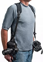 OP/TECH USA 6501082 Double Sling (Black)