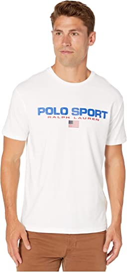 ddcddfc70502b Polo Ralph Lauren. Short Sleeve Solid Slim Crew Neck T-Shirt. $39.50. New.  White