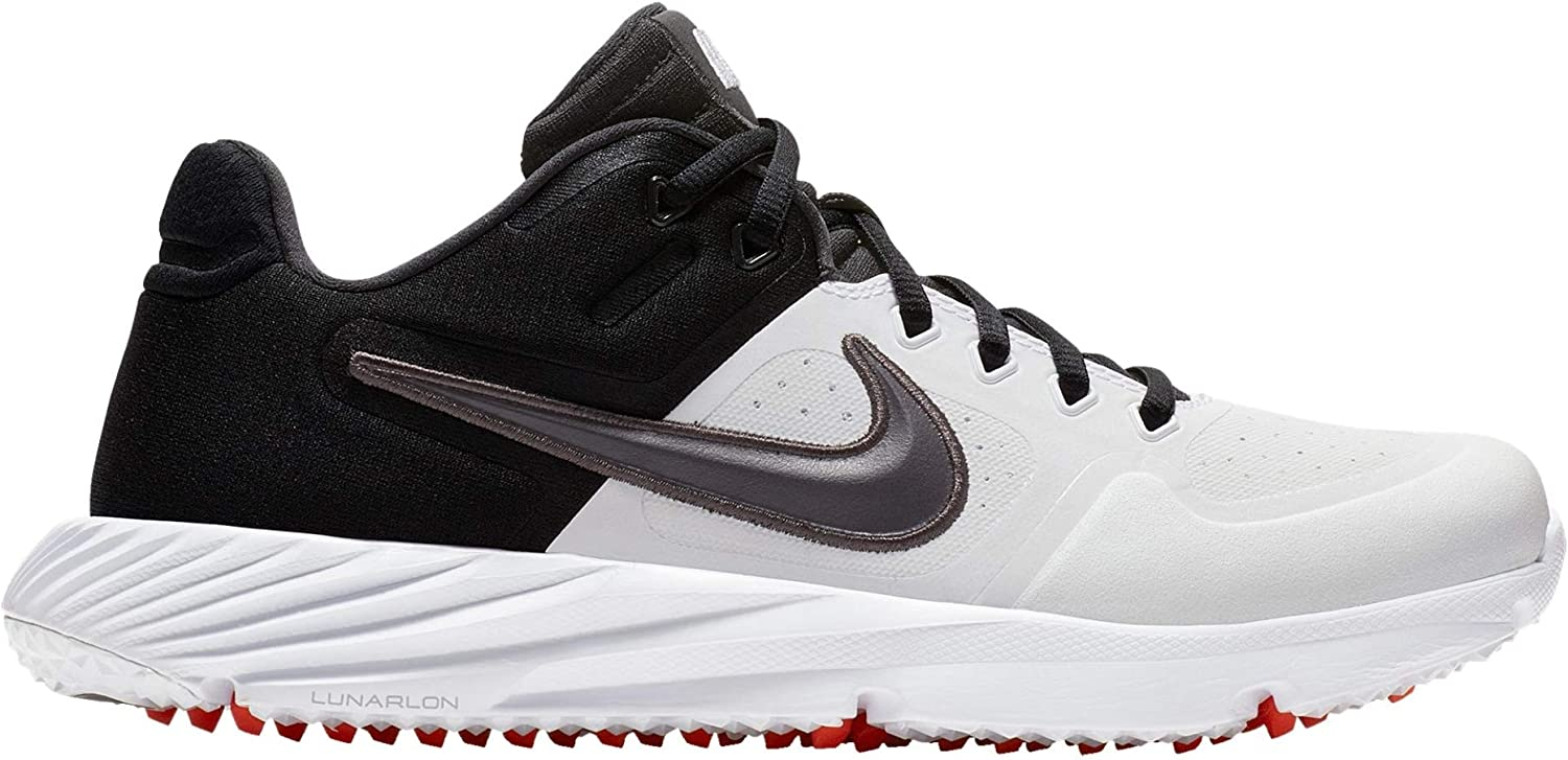 Río arriba alquiler bicicleta  Amazon.com: Nike Men's Alpha Huarache Elite 2 Turf Baseball Cleats: Shoes