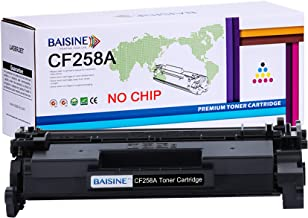 BAISINE Compatible Toner Cartridge Replacement for HP 58A CF258A 58X CF258X Toner (No Chip) for HP Laserjet Pro MFP M428fdw M428fdn M428dw M404dn M404dw M404n M304 Printer (Black, 1Pack)