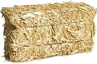 TCDesignerProducts Large Straw Bale Halloween and Thanksgiving Decoration