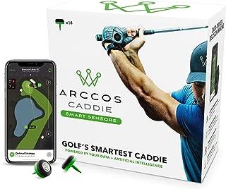Arccos Caddie Smart Sensors (Renewed)