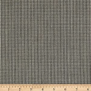 Tuva Textiles Italian Tropical Wool Suiting Olive/Beige Fabric By The Yard
