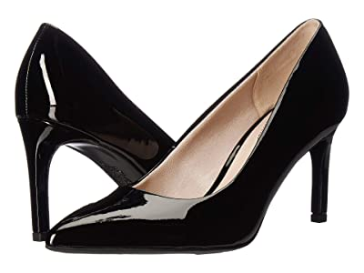 LifeStride Nadine (Black Patent) Women
