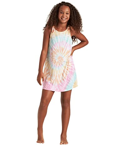 Billabong Kids Beach Song Tee Dress (Little Kids/Big Kids) (Multi) Girl