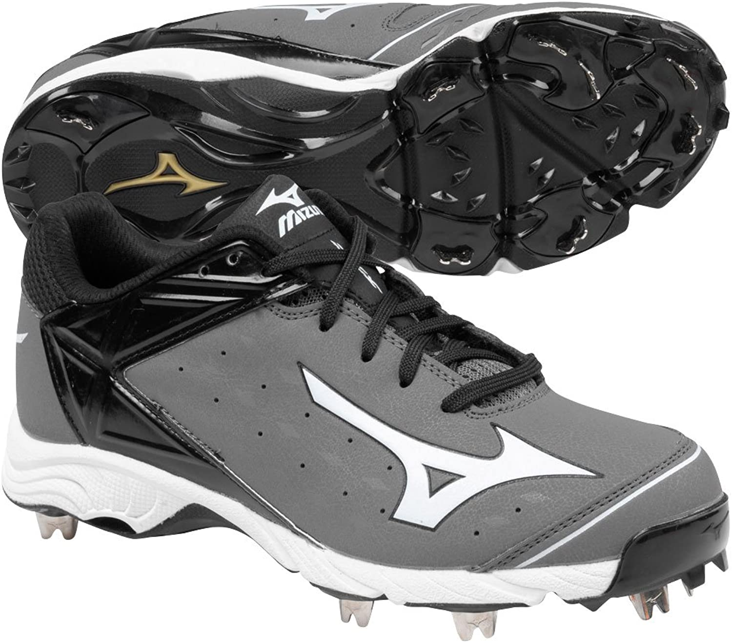 Mizuno 9 Spike Advanced Swagger Low Mens Baseball Cleats