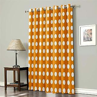 Window Curtain Panels Polka Dot Panels Curtains Drapes Home Kitchen