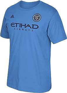 David Villa New York City Football Club Blue Jersey Name and Number T-Shirt T-Shirt