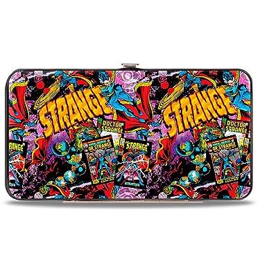 Buckle-Down Hinge Wallet - Doctor Strange