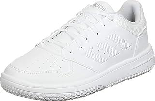 adidas GAMETALKER mens Basketball Shoe,ftwr white/ftwr white/grey two,42 2/3 EU