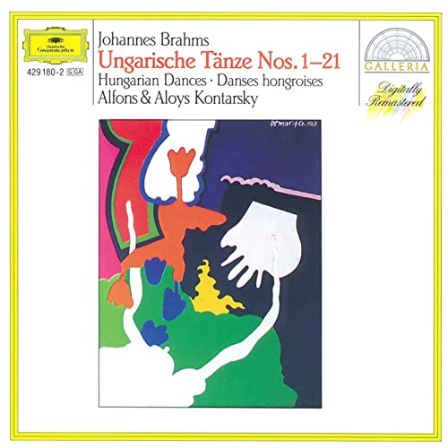 Brahms Hungarian Dances - Brilliant!