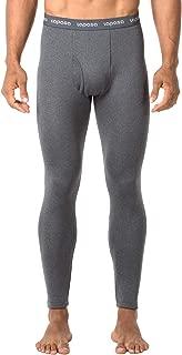 Men's Heavyweight Thermal Underwear Pants Fleece Lined Long Johns Leggings Base Layer Bottom M25