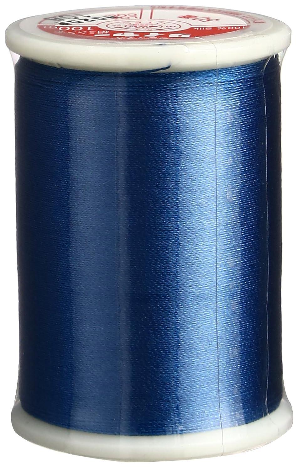 Superior Threads 13601-108 50 WT Tire Filament Silk Thread, Blue, 109 yd