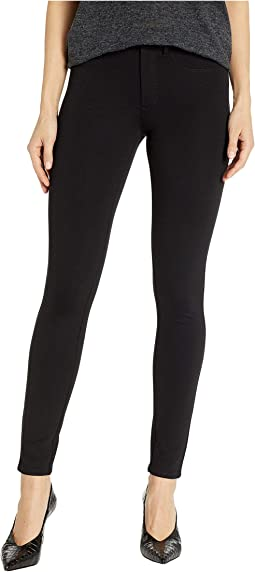 Ponte Five-Pocket Heartbreaker Skinny in Black
