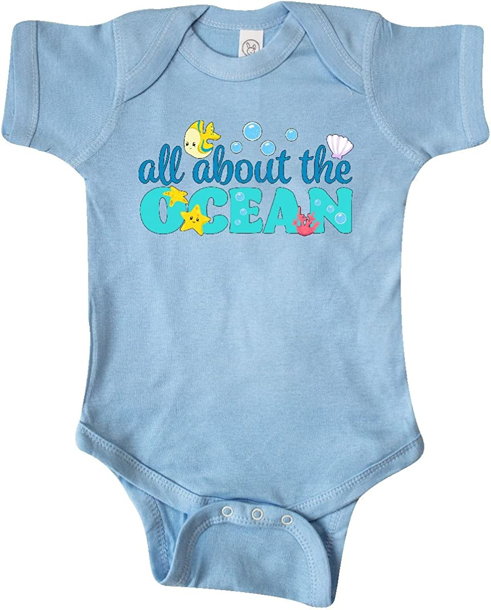 inktastic All About The Max 73% OFF Infant Creeper Max 61% OFF Ocean