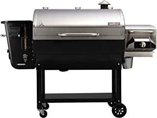 Camp Chef 36 in. WiFi Wodwind Pellet Grill & Smoker with Sear Box (PGSEAR) - WiFi & Bluetooth Connectivity