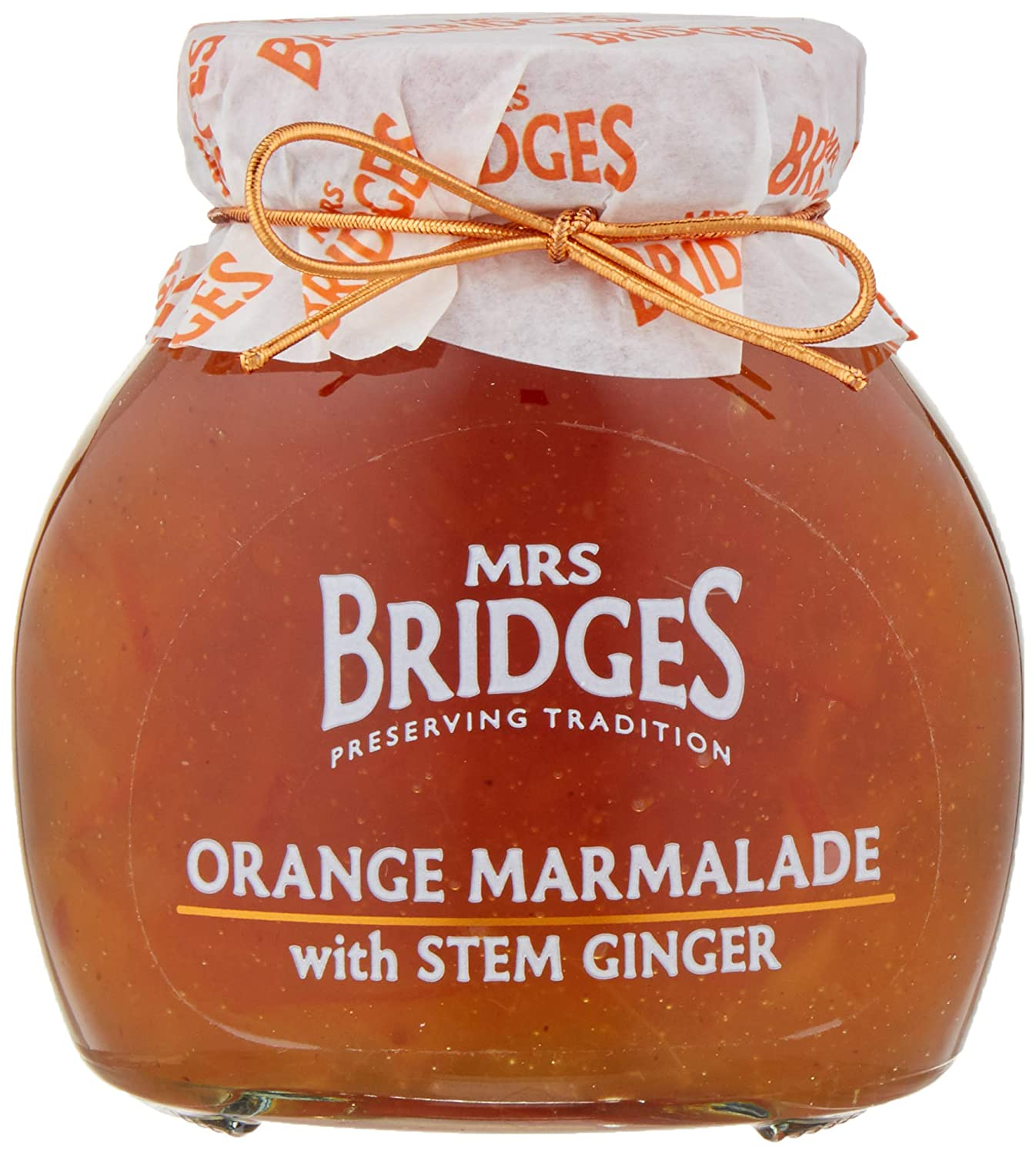 Mrs Omaha Mall Bridges Orange Marmalade with Stem Ounce 1 Louisville-Jefferson County Mall Ginger 12