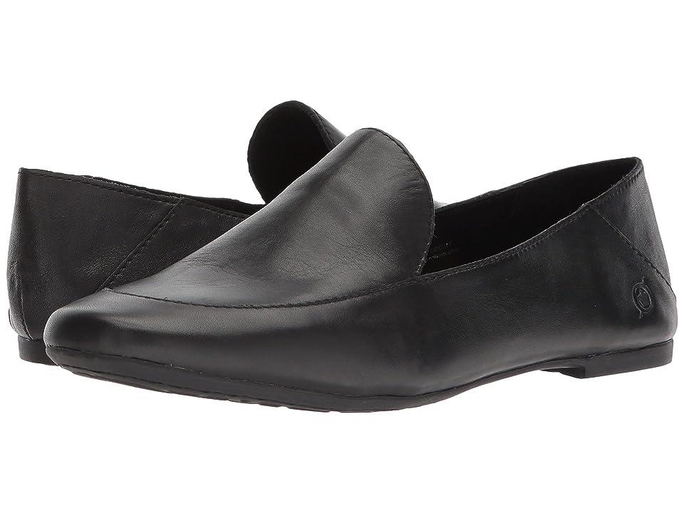 Born Carib (Black Full Grain Leather) Women