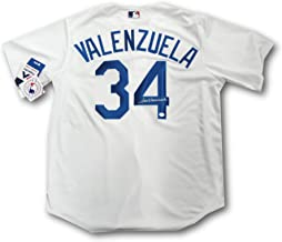 fernando valenzuela jersey number