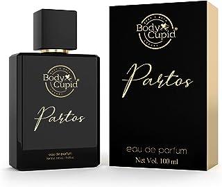 Body Cupid Partos Perfume for Men - Citrusy, Spicy, Woody & Floral Notes - 100 ml