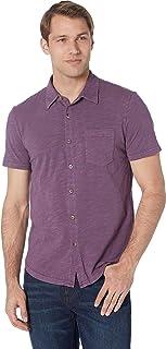 Mod-O-Doc Men's Montana Short Sleeve Button Front Shirt