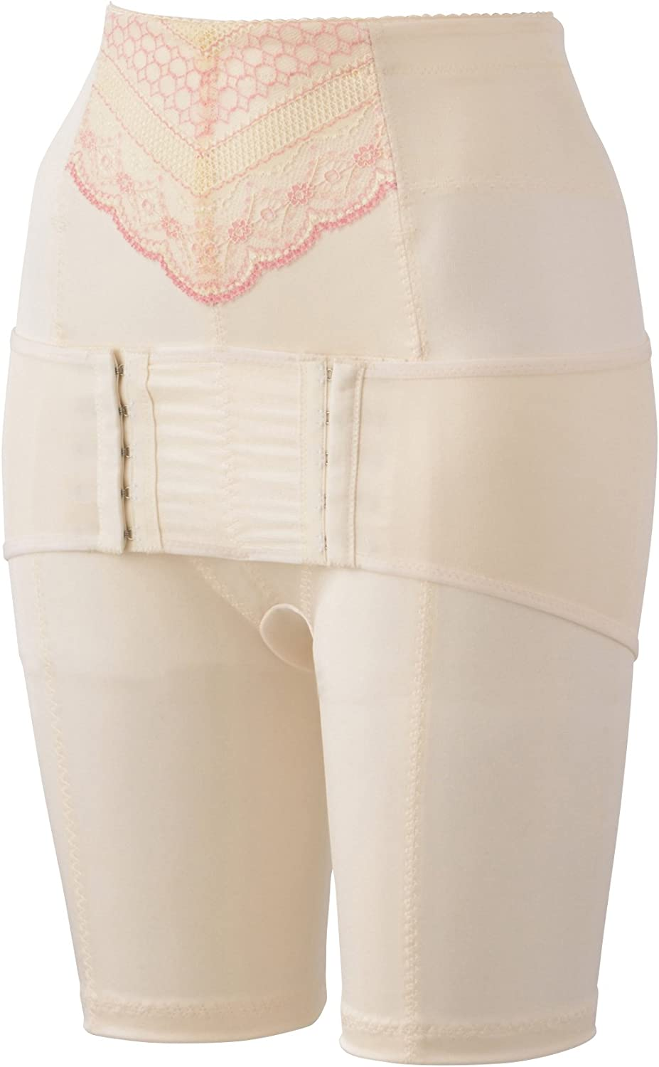 Inujirushihonpo Reform with Coral for Pelvic Belt Girdle 70cm Champagne G4200
