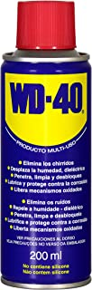 Wd-40 34302 Lubricante, Color unico, 200ml