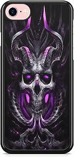 coque iphone 6 tete de mort vintage