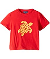 Vilebrequin Kids - Jersey Coton Tortue Short Sleeve Tee (Toddler/Little Kids/Big Kids)