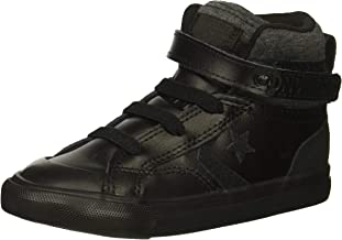 Best black on black leather converse Reviews