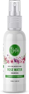 Zofla Natural And Pure Rose Water Gulab Jal Natural - 100Ml