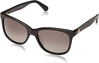 KATE SPADE Women's Sunglasses, Square, DANALYN/S - Black/Grey