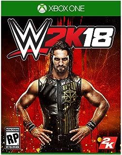 WWE Authentic Wear 2K18 - (Xbox ONE)