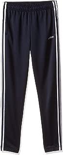 adidas Boy's Youth Boys Training 3 Stripes Pants, Blue (Legend Ink/white), 13-14 Years