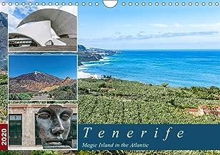 Tenerife - Magic Island in the Atlantic 2020: Impressions of the volcanic Canary island off the coast of Africa. (Calvendo Nature)