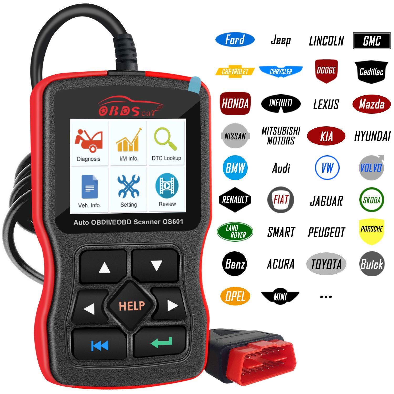 OBDScar Scanner Universal Automotive Diagnostic